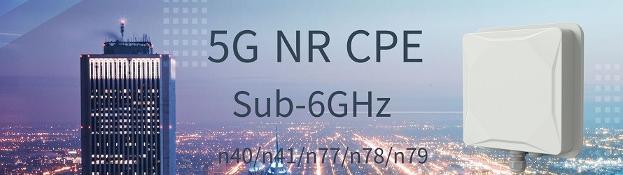 4G LTE-A CPE | 3.5GHz CBRS | 5GHz LTE-U | Small Cell